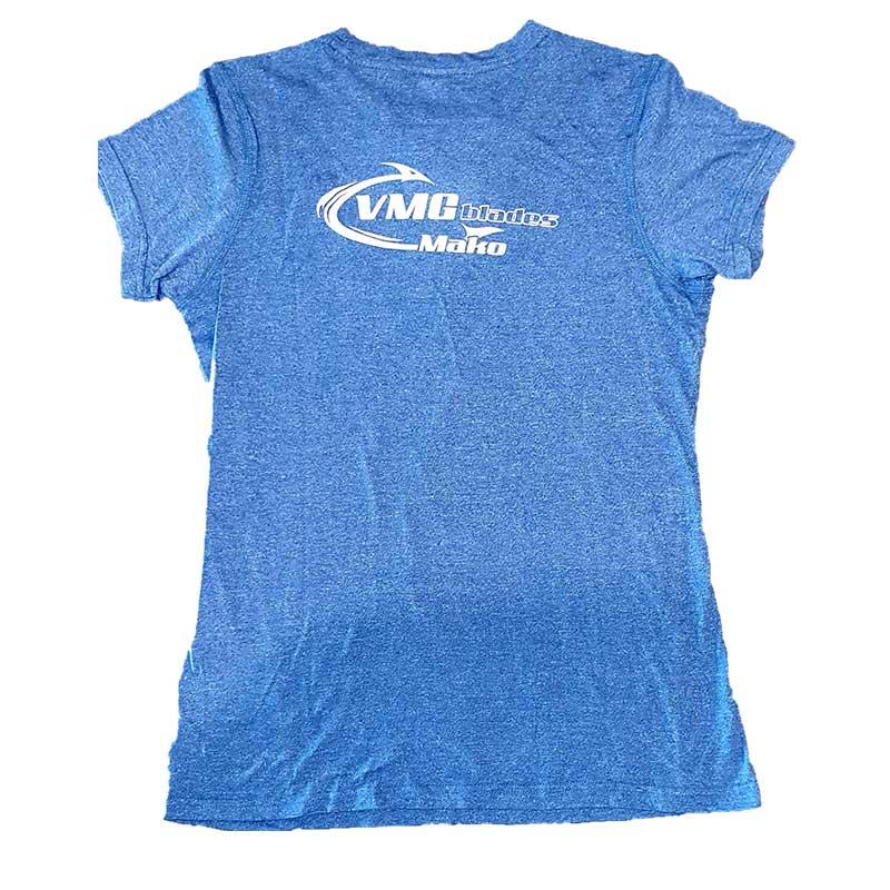 VMG T-shirt Ladies (back)